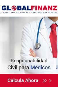 Responsabilidad civil para médicos - Calcula ahora