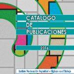 thumbnail of Catalogo de publicaciones 2016