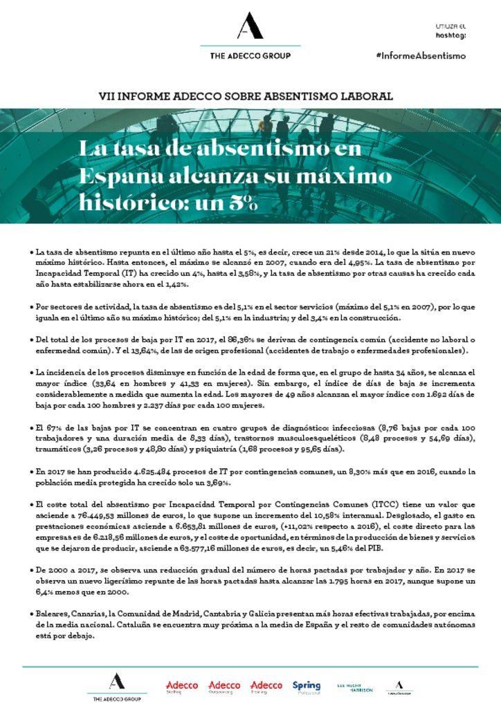 thumbnail of ndp-la-tasa-de-absentismo-en-espaa-alcanza-su-mximo-histrico-un-5