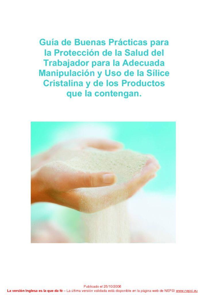 thumbnail of gua-de-buenas-prcticas-para-manipulacion-y-uso-del-silice