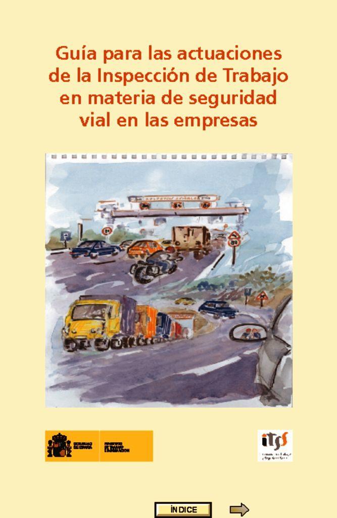 thumbnail of guia-seguridad-vial-laboral-de-la-itss