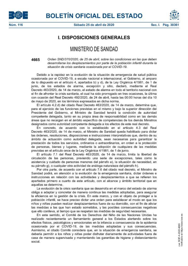 thumbnail of orden-snd3702020-de-25-de-abril-condiciones-desplazamientos-poblacin-infantil