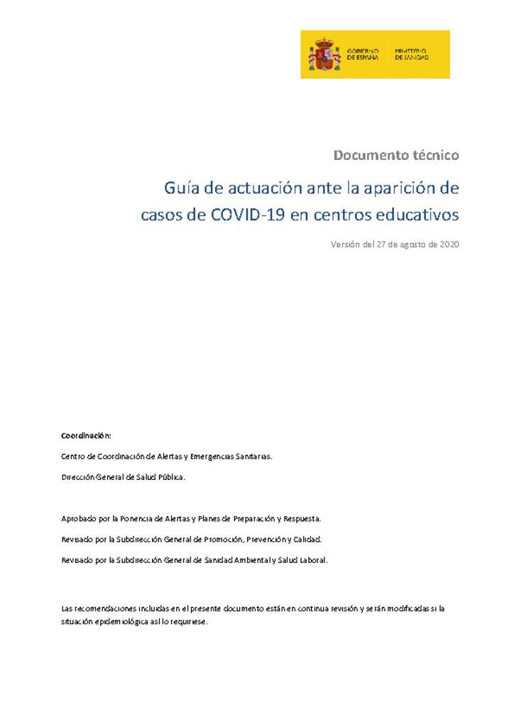 thumbnail of gua-de-actuacin-ante-la-aparicin-de-casos-de-covid-19-en-centros-educativos