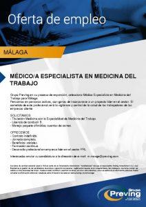 thumbnail of oferta-de-empleo-medico-especialista-en-medicina-del-trabajo-malaga