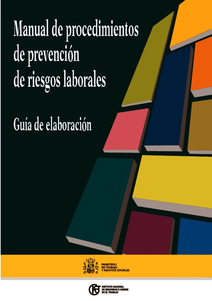 thumbnail of manual-de-procedimientos-de-prevencion-de-riesgos-laborales.-guia-de-elaboracion